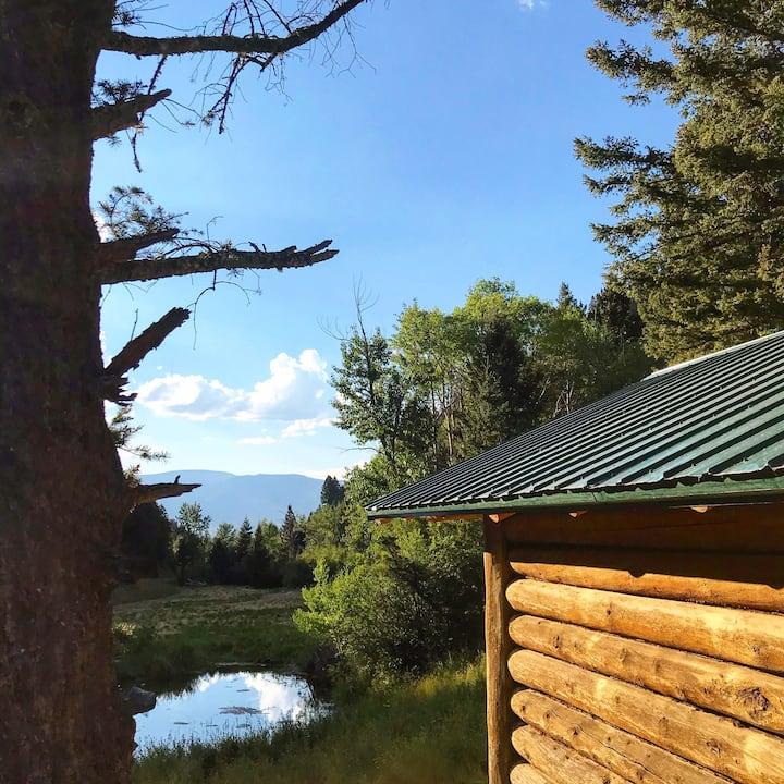 Historic Jim Bridger Cabin 3