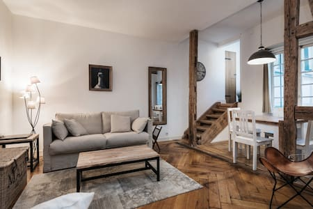 Apartment 85m2 in the heart of Strasbourg - Strasbourg