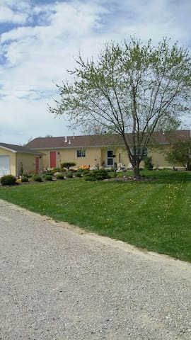 Charming house in country setting - Hamilton - Hus
