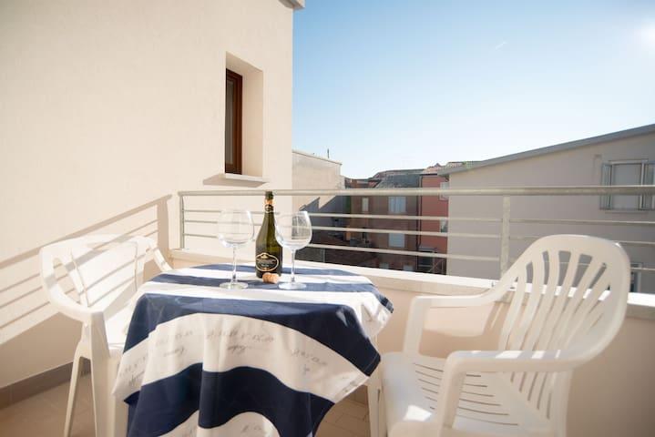 Secondo Balcone! Second terrace!