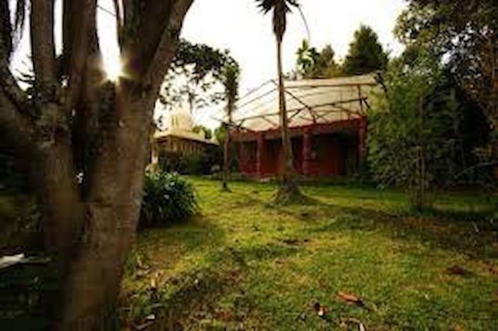 Varsana Casa 1: Hospedaje plan Eco-turismo - Granada - Huis