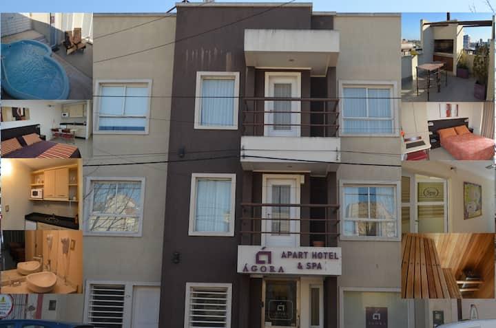 Apartamento Superior Triple en Pleno Centro