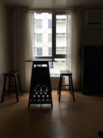 Furnished Studio Bedroom Alabang - Muntinlupa City - Apartemen
