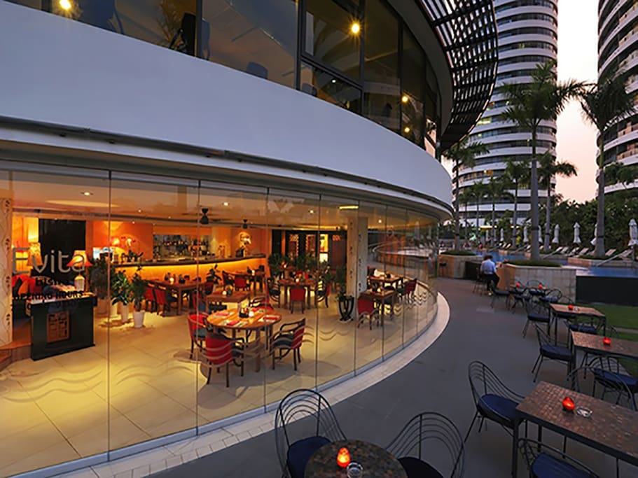 On-site restaurant