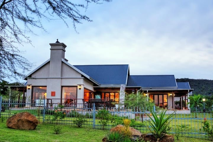 Sabi River Guesthouse - Cottage Praad of De Kaap