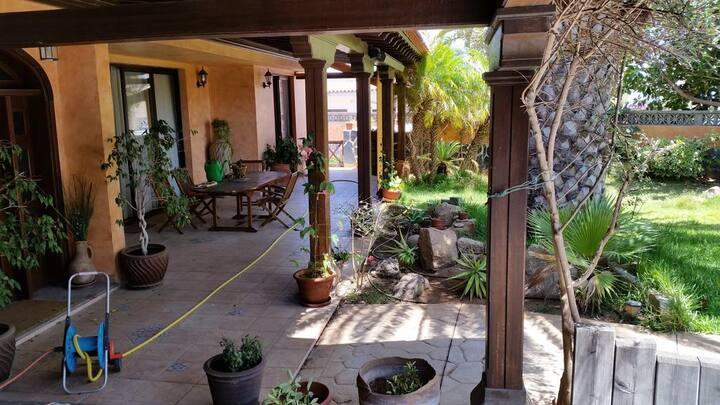 Alquiler casa estilo colonial