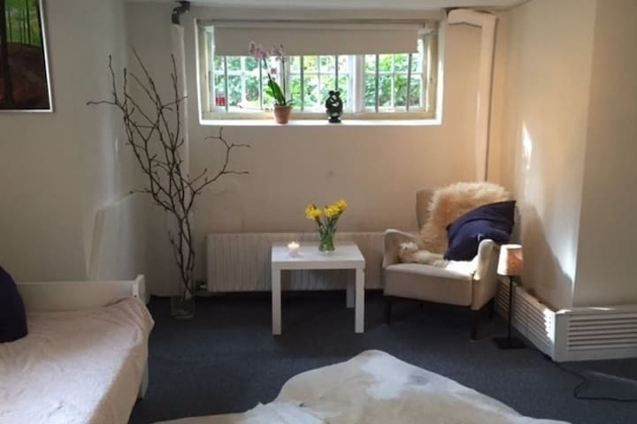 Cozy room - own entrance (10 min from DTU)