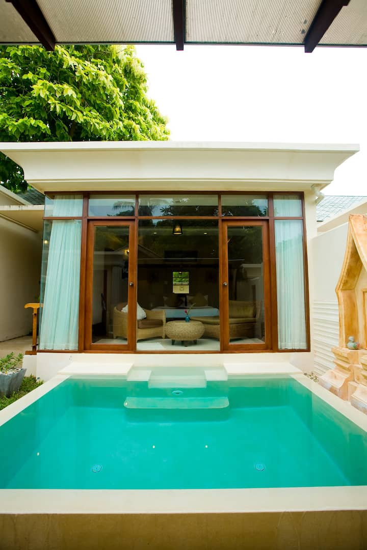Sunny Pool Villa in Chaweng!