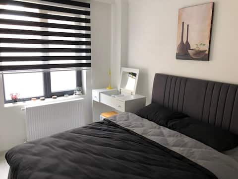 super luxury apartment/süper lüks daire 1+1