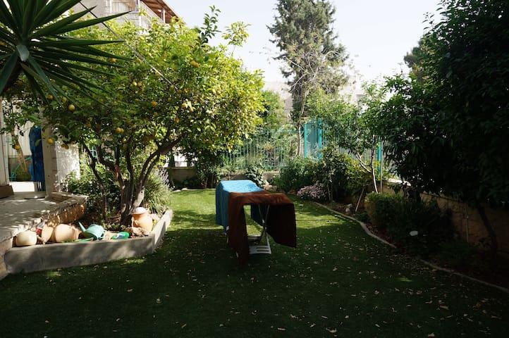 Chen's home - エルサレム - 別荘