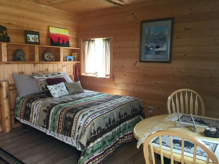 Brown Bear Bunkhouse