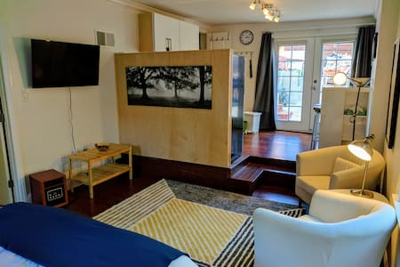 Spacious studio in the Berkeley/Kensington Hills - Kensington - Apartment