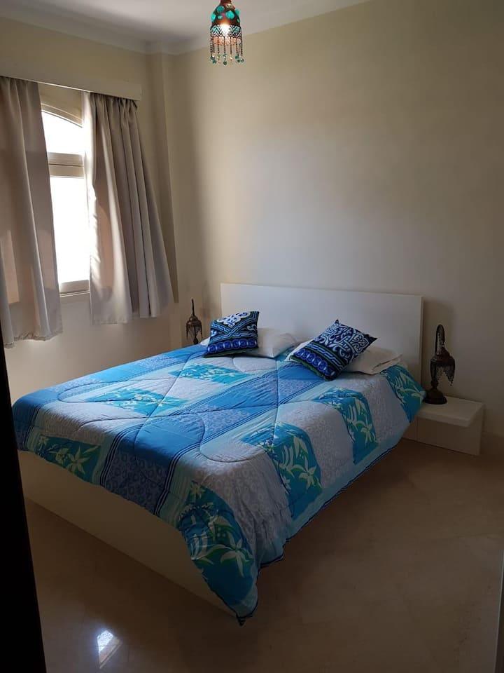 Las cabanas oriental coast Marsa Alam 2 Bedrooms