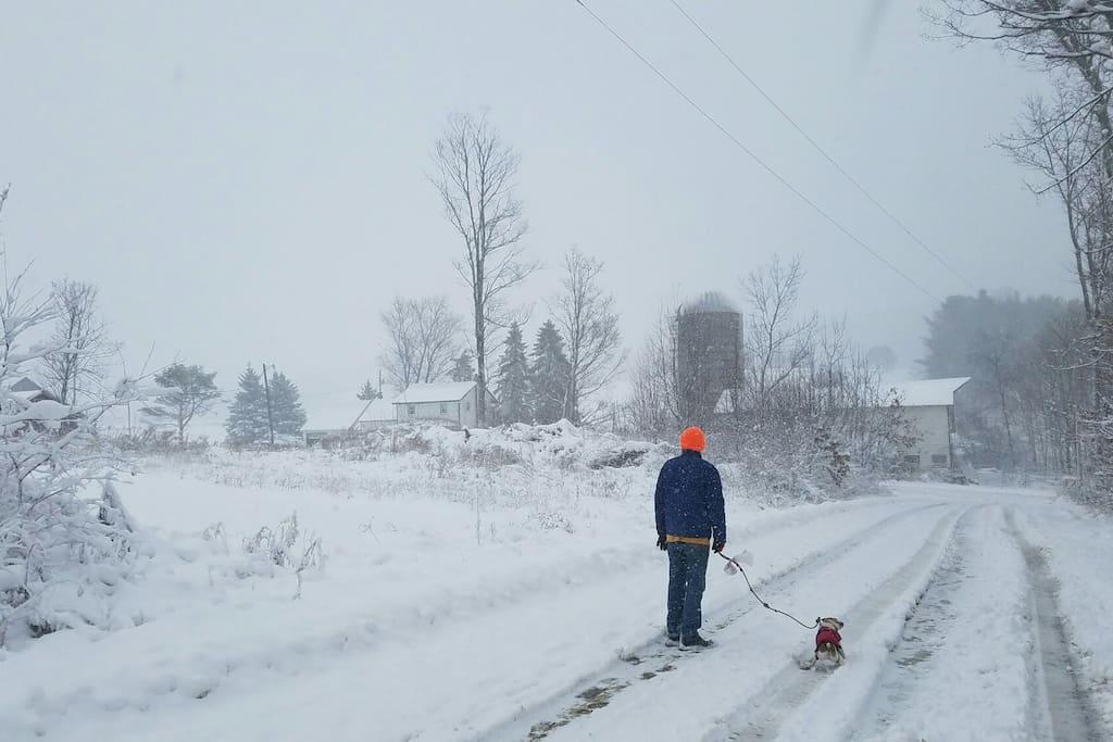 Winter storm Argos (2016)