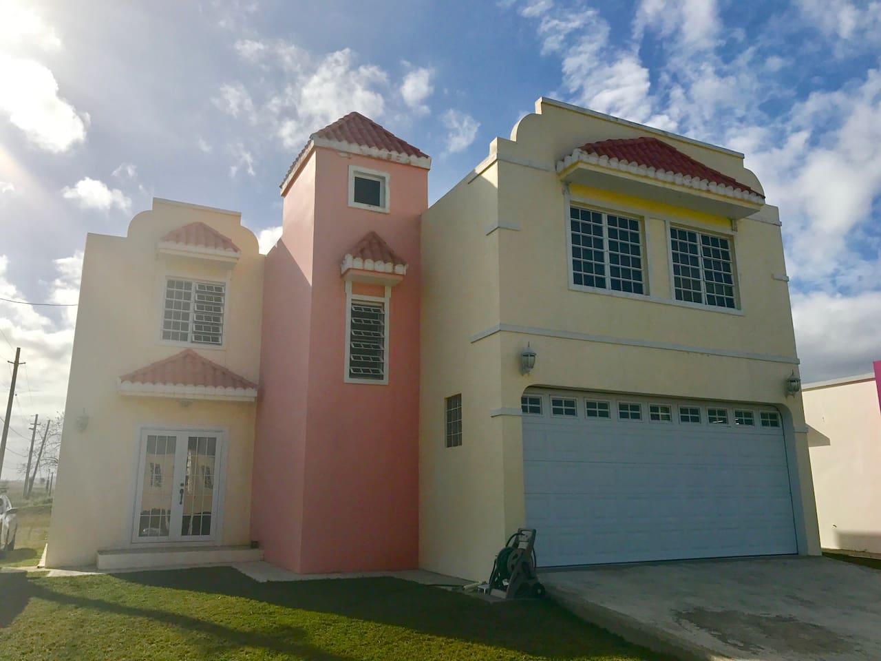 The Best house @ Parguera