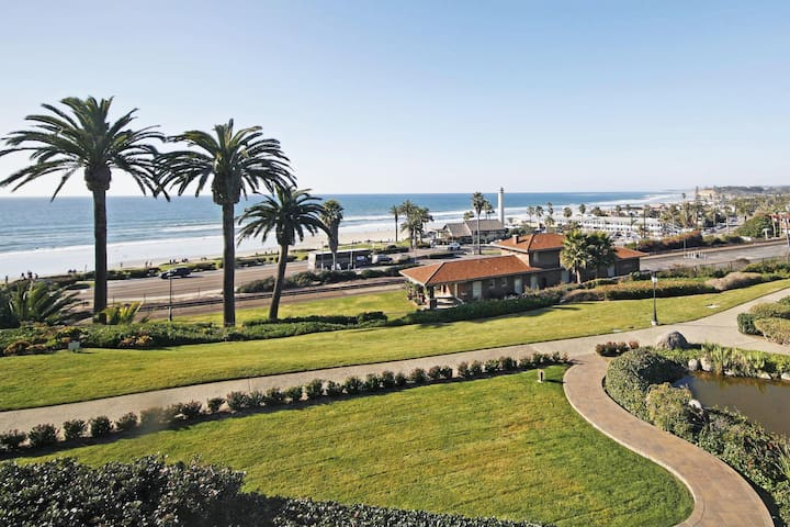 Del Mar Delight w/ Ocean Views