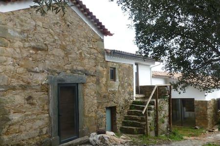 Big Shale House - Ecological Farm - Oleiros - 별장/타운하우스