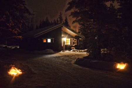 The RukaVeska Cottage - Kuusamo