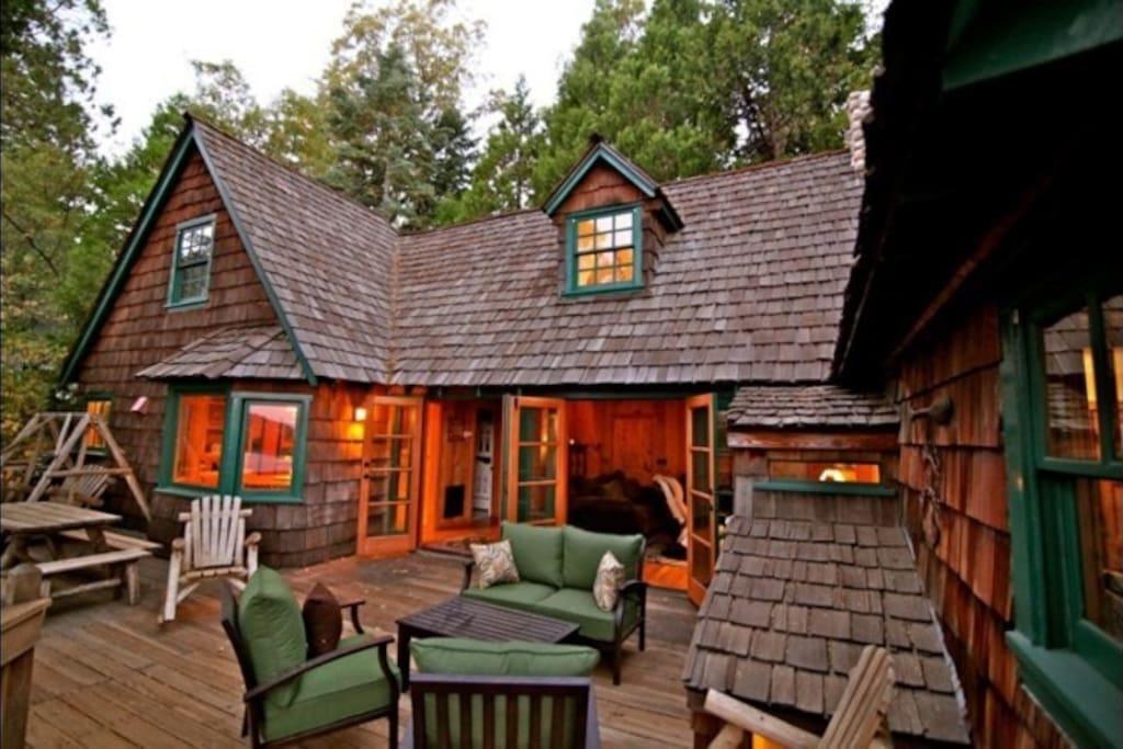 Stunning Lake View Luxury Cabin Lake Passes Houses