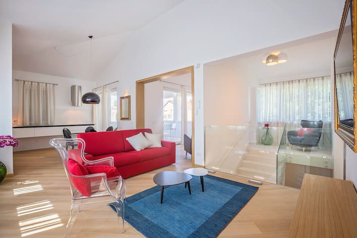 Modern and stylish apartment Berli 5 in Funtana