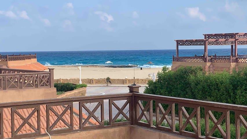 Standalone Beach front Villa at Coronado Resort