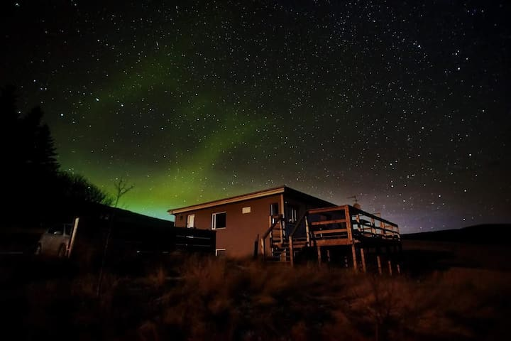 Katla house,secluded,south Iceland - Kirkjubæjarklaustur - Hus
