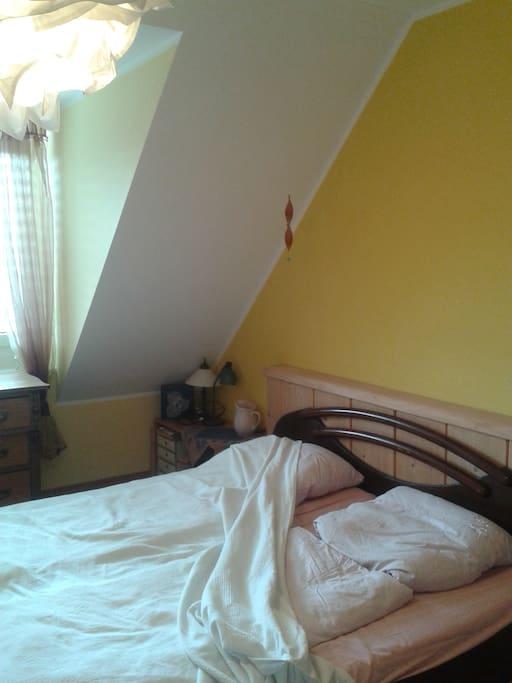 Doppelbett / double bed