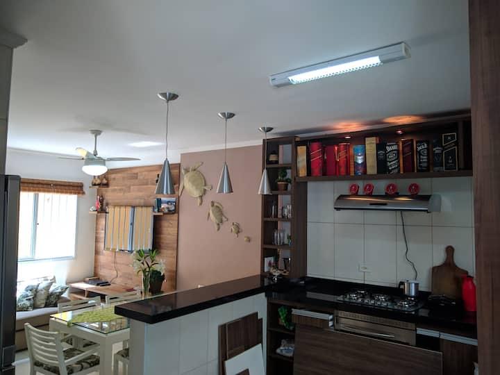Casa no Guarujá praia Enseada, muito aconchegante