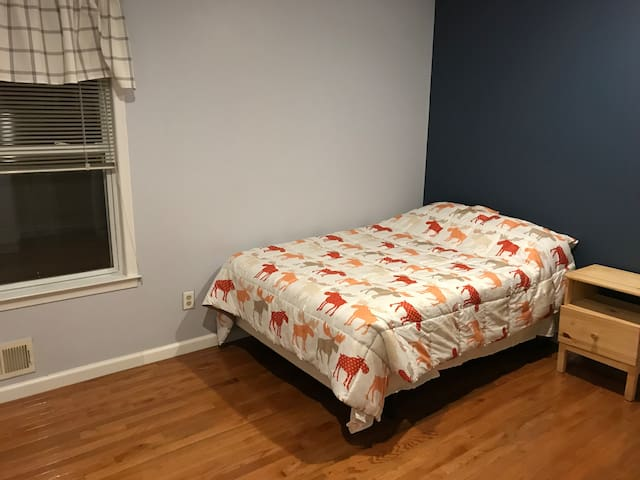 Quiet 1 Bedroom in Marlboro