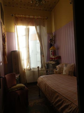 chambre cosy ,solo, - Mouzeuil-Saint-Martin - Huis