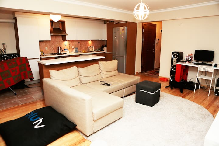 Taksim, Cihangir, Perfect Location and lovely home