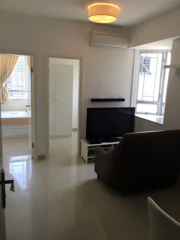 Wong Chuk Hang MTR New Apartment - Hong Kong - Byt