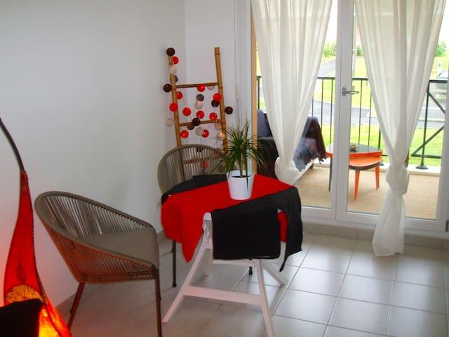 Appart St Brévin Centre 100 mètres de la plage - Saint-Brevin-les-Pins - Apartment