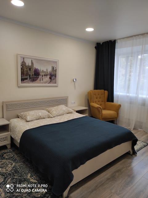 Апартаменты  Мясникова 14