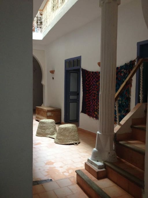 Ground & Entry hall with bathroom n toilet