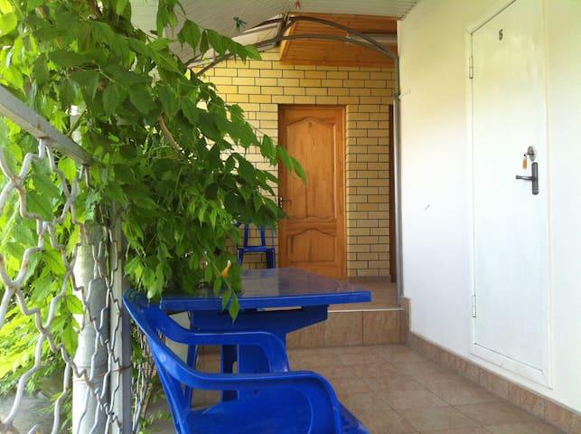 2-х местная комната - Анапа - House