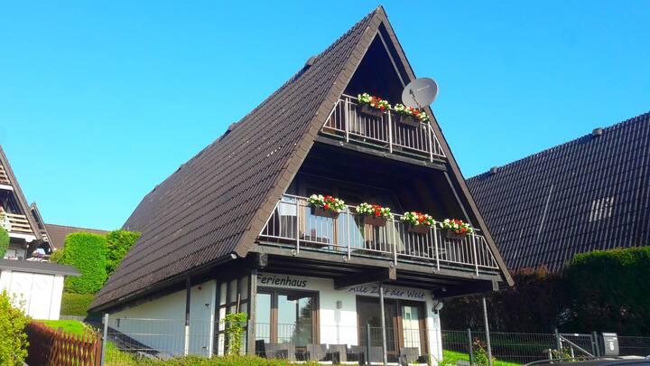 """Ferienhaus """"Alle Zeit der Welt"""" (3 Schlafzimmer)"""