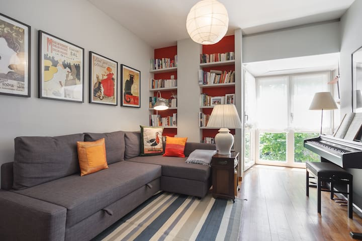 Stunning apartment in Pedralbes. - Barcelona - Apartament