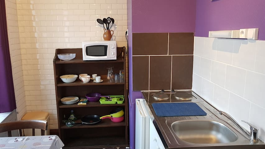 Appartement 6 Neuvy sur Loire / Belleville