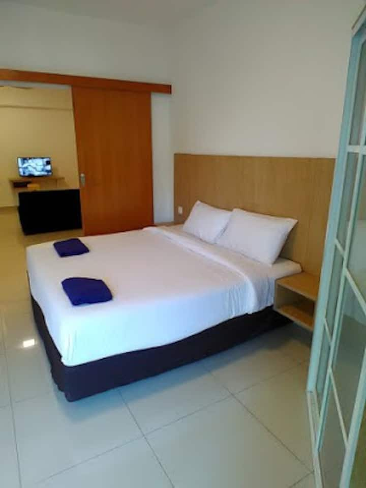 Comfy Seaview Hotel Marina Jetty Manjung Sitiawan