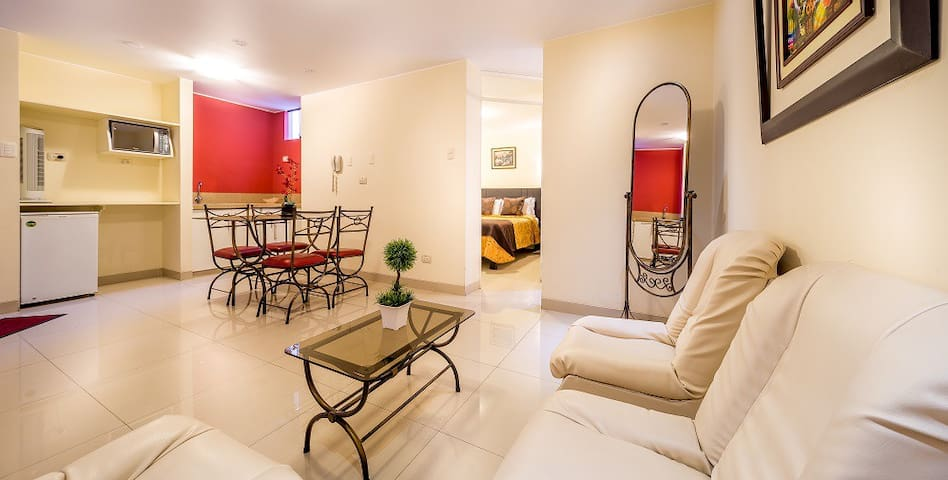 Apartamentos Privados Casa Fanning 2 - Barranco
