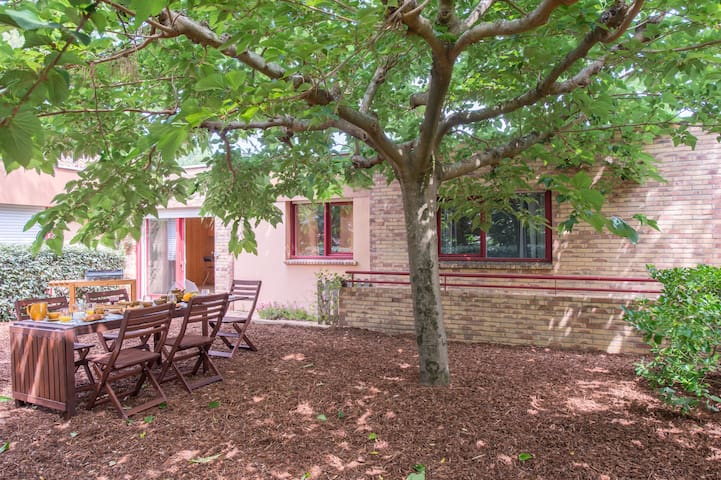 Coral House: Your home at the heart of Cap Ferret