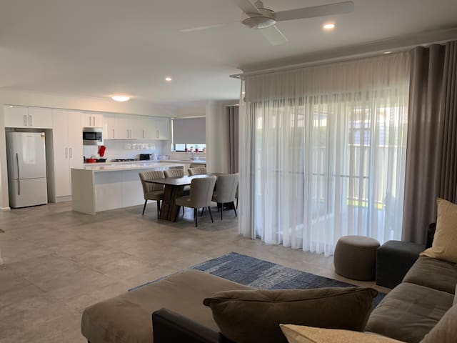 Modern family home in Coffs Harbour