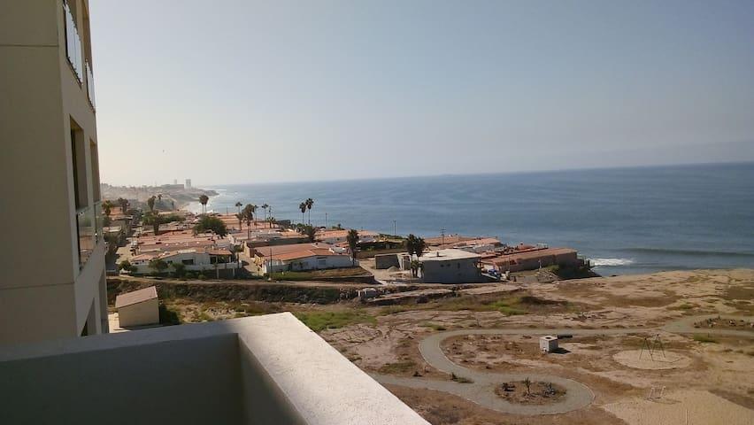 Beautiful Condo Ocean Front. - Tijuana - Appartement