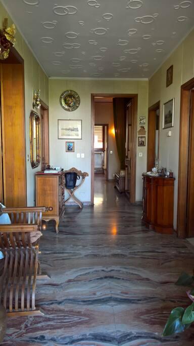 Corridoio di ingresso