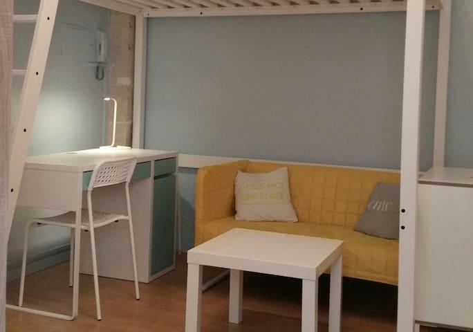 Studio cosy hypercentre d'Avignon - Avignon - Flat
