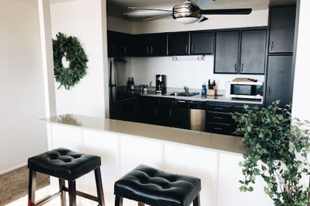 Cozy Downtown Panorama Pad - Salt Lake City - Appartement