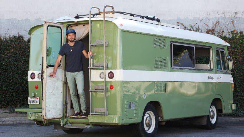 Vintage Camper! BEACH/TRAILS/NATURE