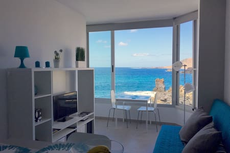 New! Amazing sea views in Canteras - Las Palmas da Gran Canária - Apartamento