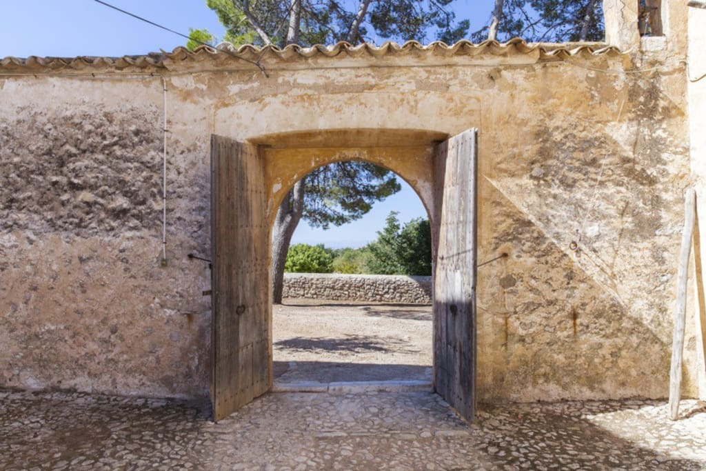 Authentic beautiful Finca for relaxing holidays in Mallorca